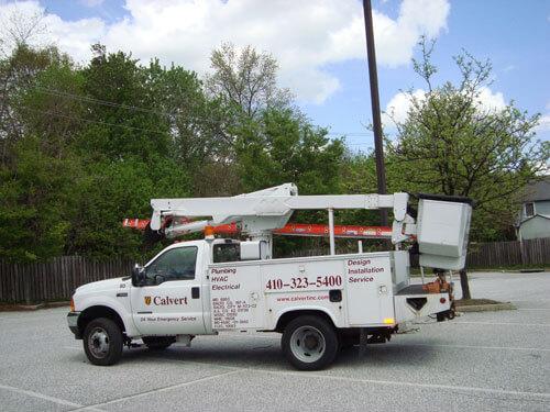 Calvert Truck